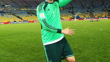 WM 2014: Manuel Neuer ist der Superstar! - Foto: Getty Images