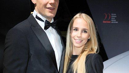 Manuel Neuer und seine Freundin Nina - Foto: Patrick Hoffmann/WENN.com