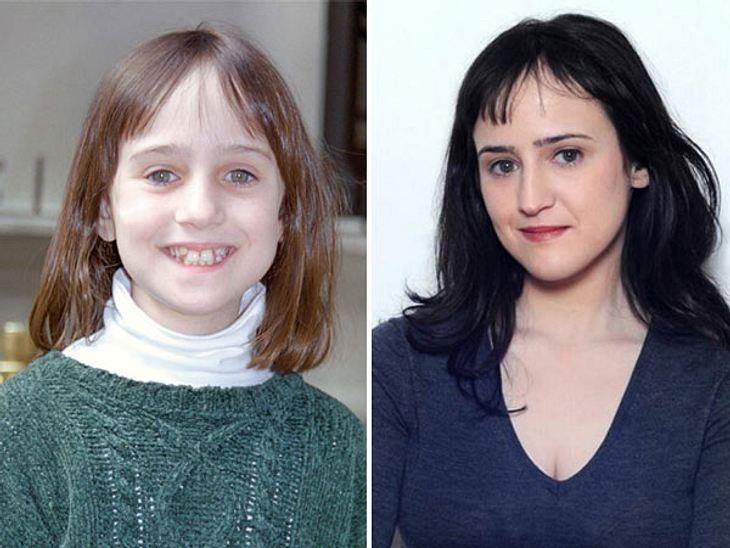 """Mara Wilson wurde durch den Film """"Matilda"""" berühmt."""