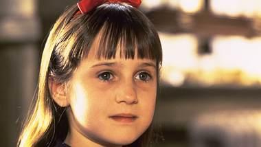 Mara Wilson als Matilda  - Foto: Imago