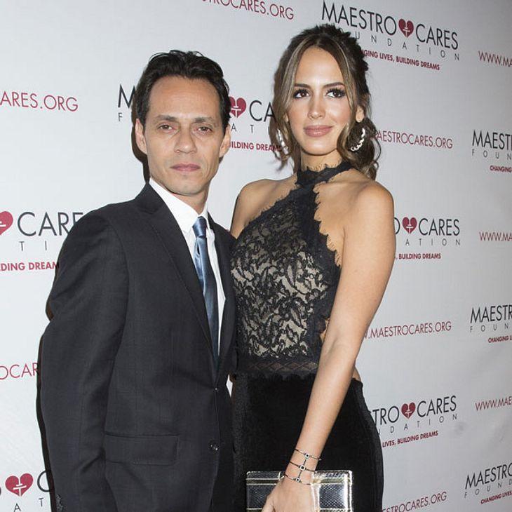 Marc Anthony lässt sich offiziell scheiden!