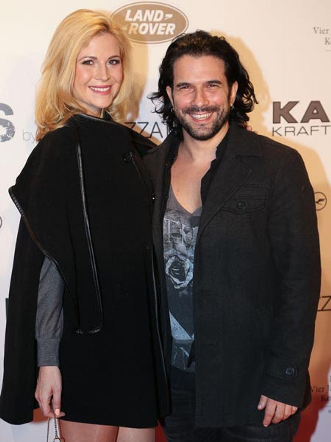 Marc Terenzi und Freundin Myriel erwarten ein Baby