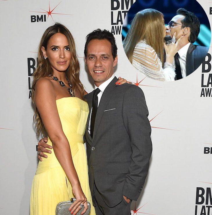 Nach J.Lo-Kuss: Marc Anthony trennt sich von seiner Frau