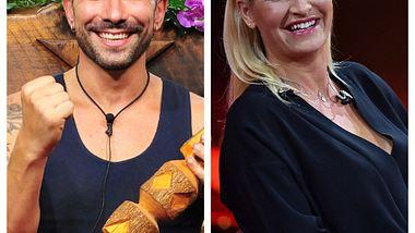 Marc Terenzi ist Dschungelkönig und Sarah Connor freut sich für ihn - Foto: RTL/ Stefan Menne / Getty Images