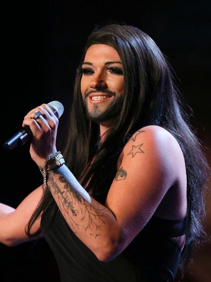 Conchita Wurst-Double Marcel war schon mal Lady Gaga