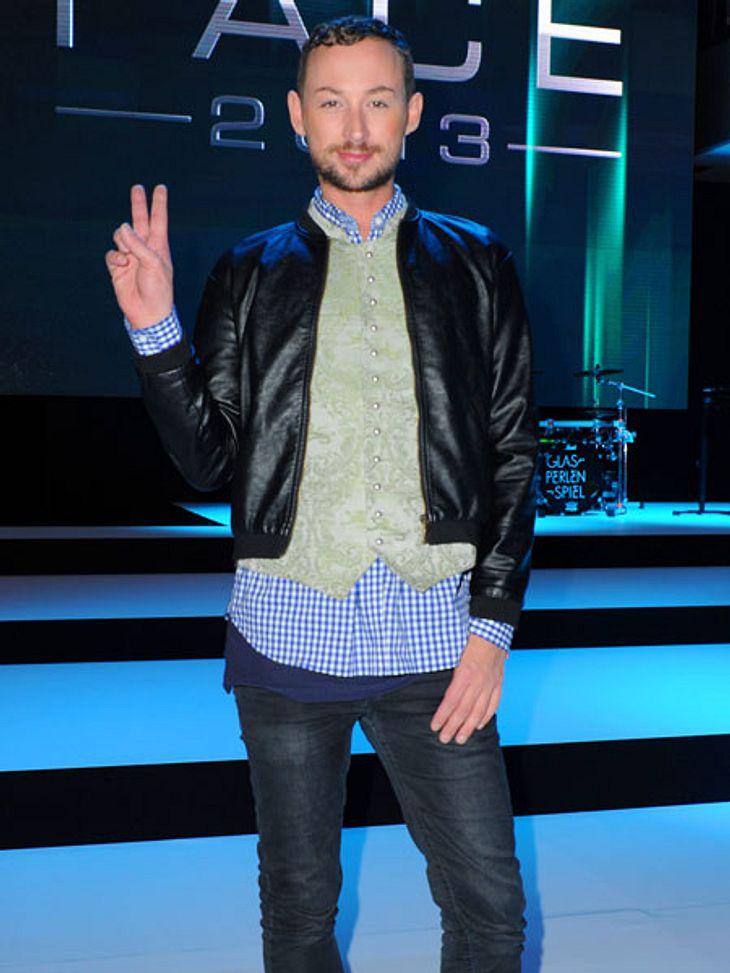 Marcel Ostertag ist Fashion Hero