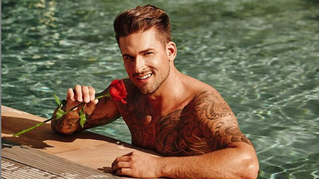 Marco Cerullo vergibt Rosen bei Bachelor in Paradise