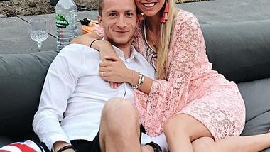 Marco Reus ist total verliebt in Scarlett Gartmann  - Foto: Instagram/@scarlettgartmann