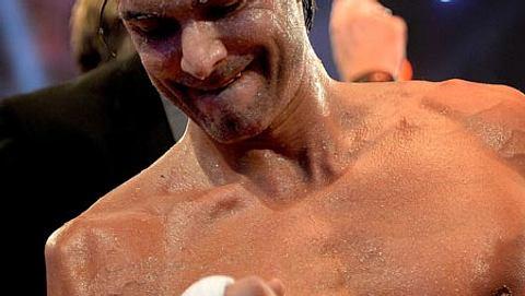 Marcus Schenkenberg verletzte sich beim Promi Boxen - Foto: GettyImages