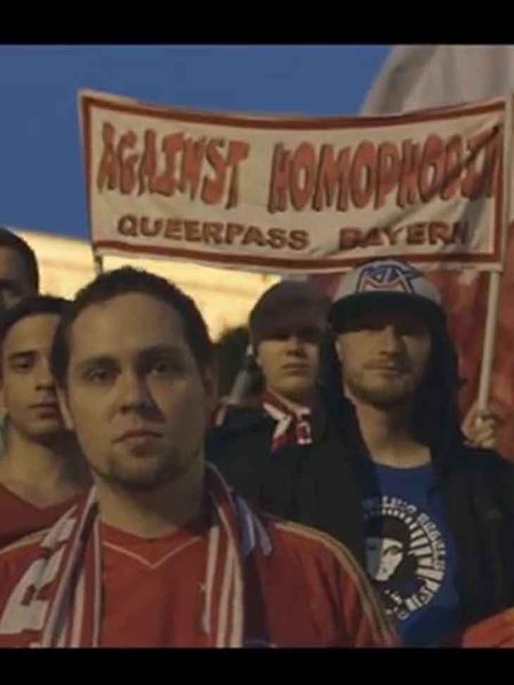 """""""Der Tag wird kommen"""": Musikvideo gegen Homophobie im Fußball"""
