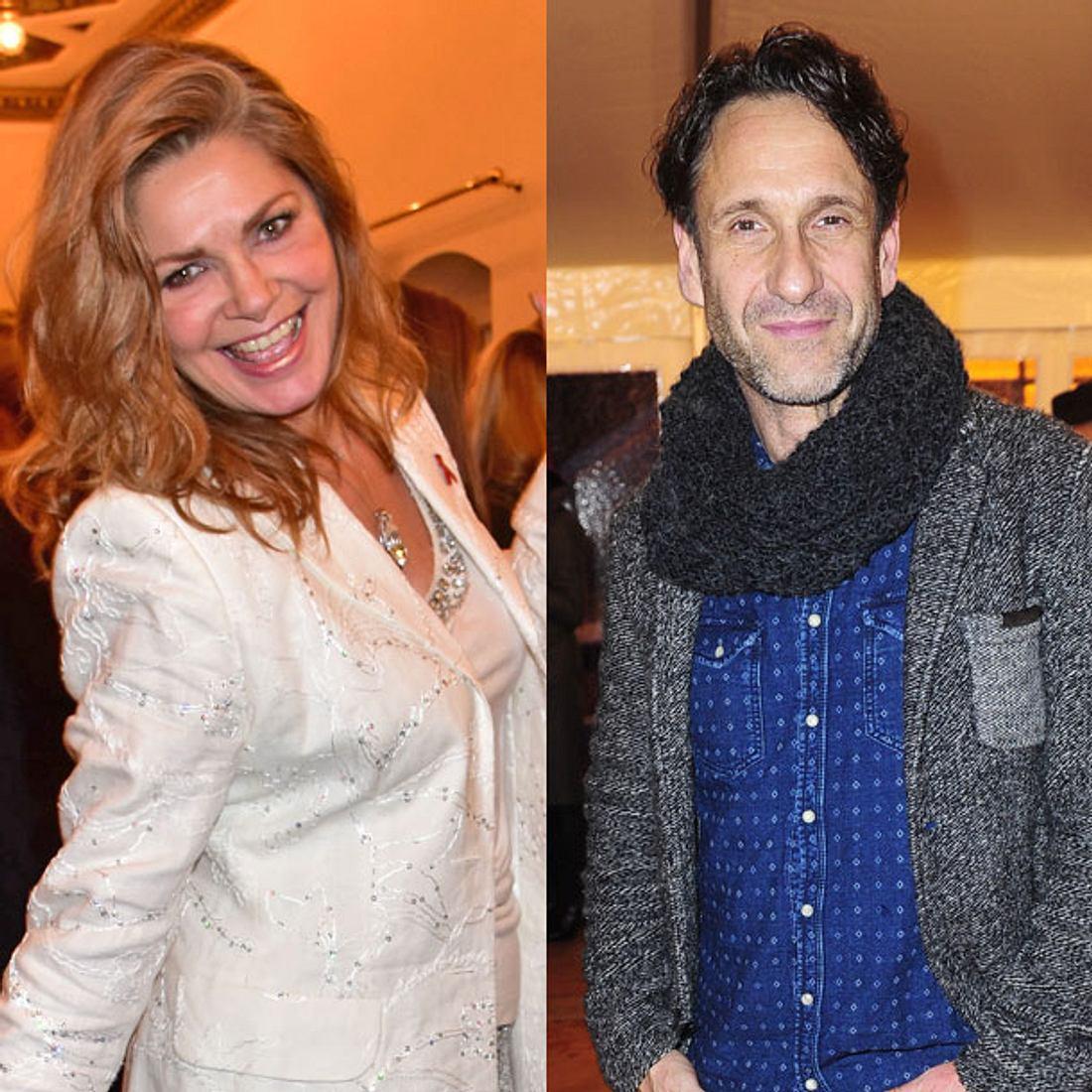 Maren Gilzer und Falk Willy Wild sind jetzt ein Paar