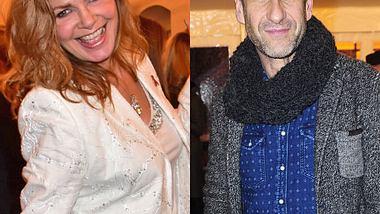 Maren Gilzer und Falk-Willy Wild sind ein Paar