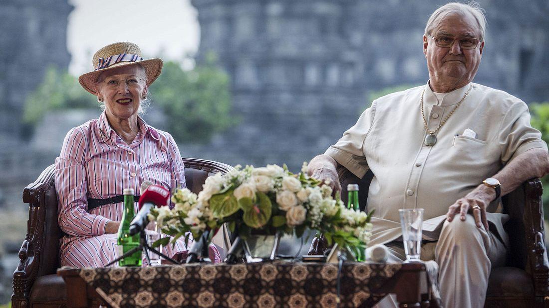 Margrethe von Dänemark: OP-Schock