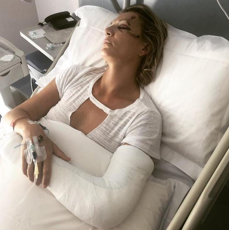 Maria Höfl-Riesch Schock-Diagnose