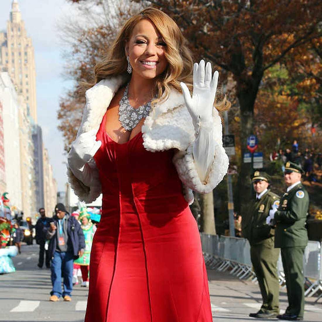 Mariah Carey: Krasser Gewichtsverlust von 20 Kilo!