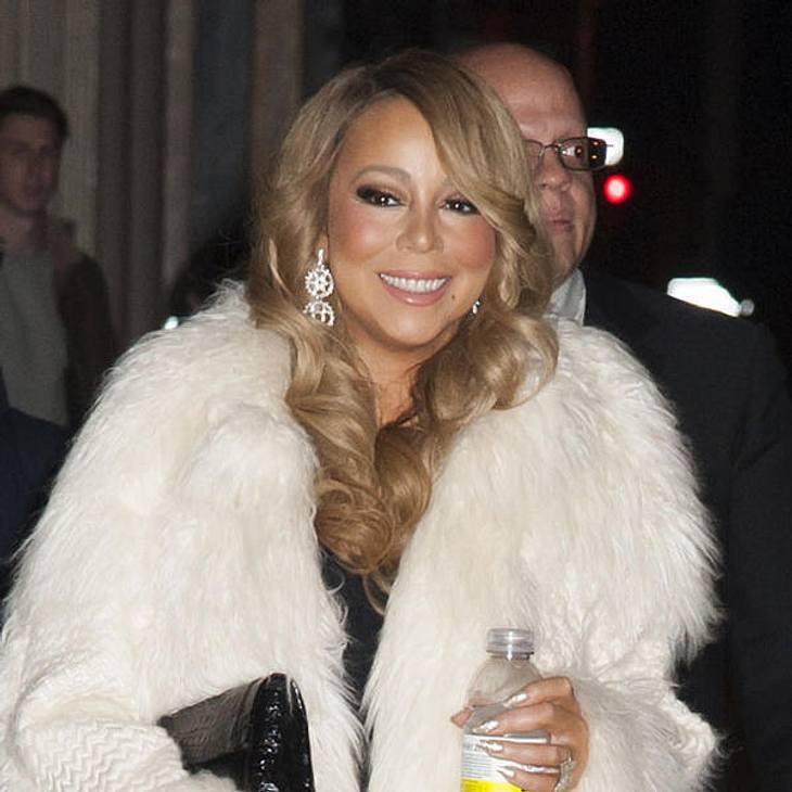Bei Mariah Carey wurde eingebrochen