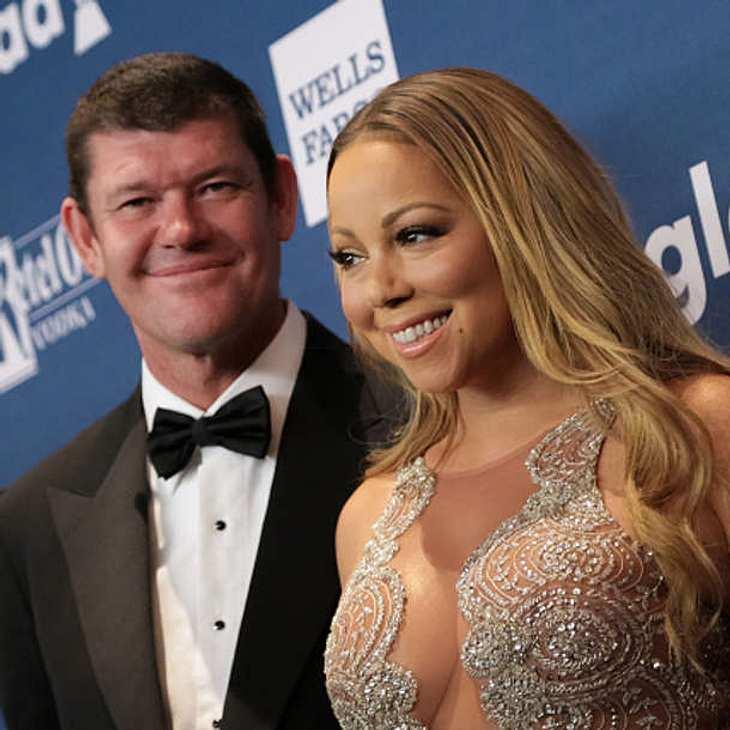 Mariah Carey James Packer Hochzeit verschoben
