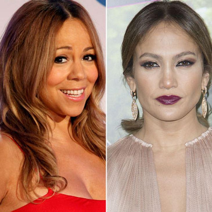 """Die Läster-Attacken der StarsDie Super-Diven fahren die Krallen aus: """"Jennifer Lopez ist ein Möchtegern-Talent"""", stänkerte Mariah Carey (43). Als über ein gemeinsames Duett der Sängerinnen spekuliert wurde, wurde Mariah sogar noch"""