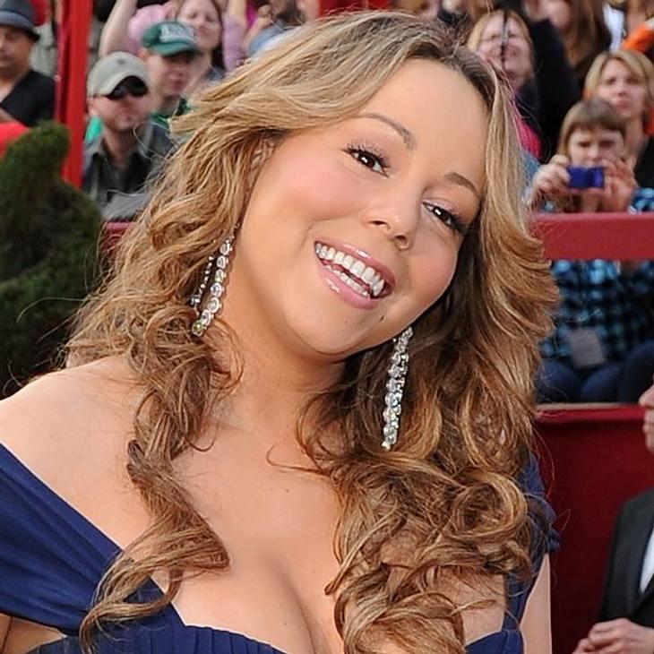Mariah hat zwei Babys mit ganz besonderen Namen