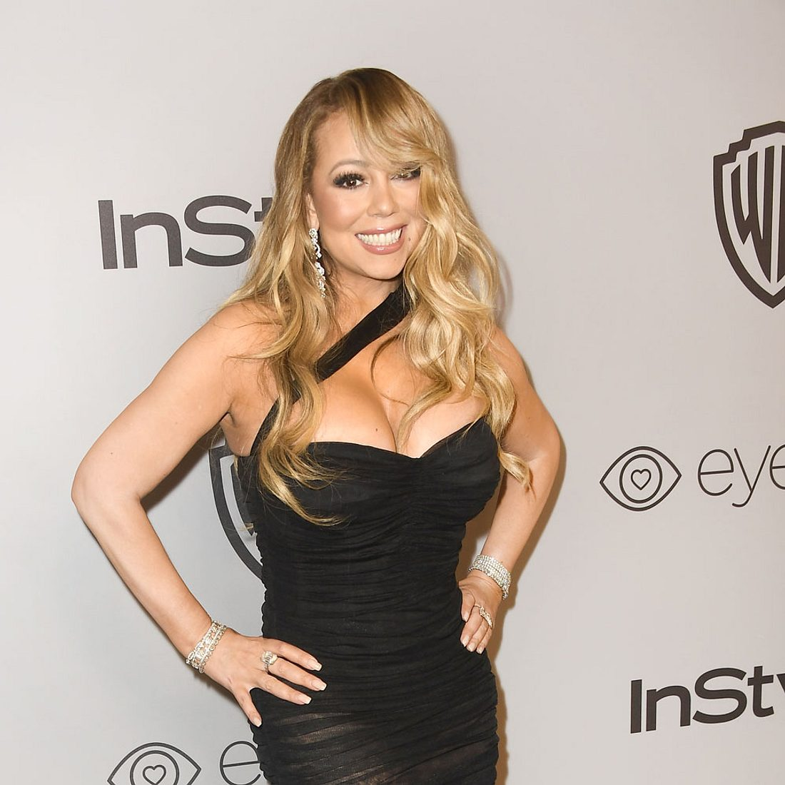 Mariah Carey schlank