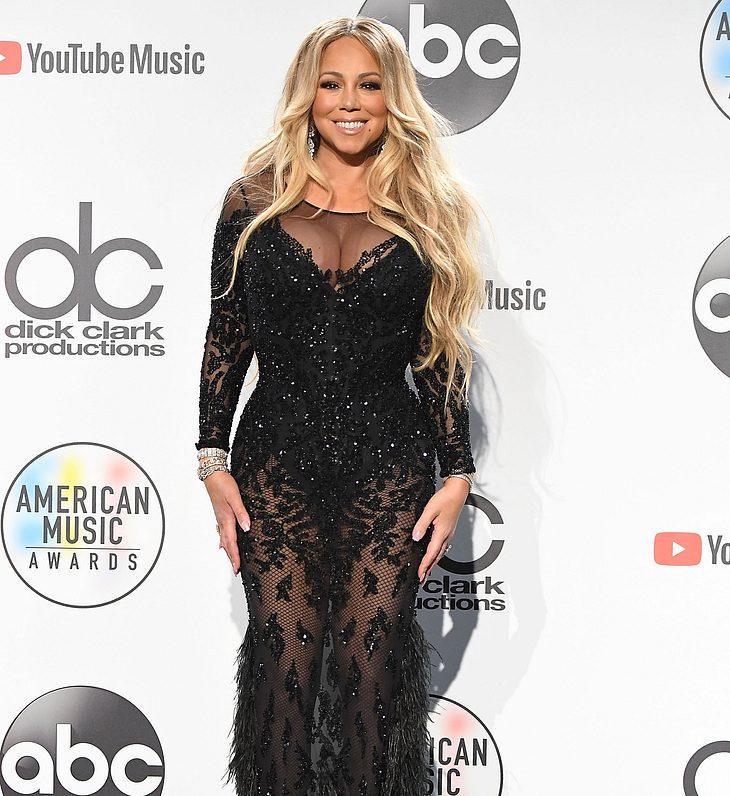 Mariah Carey: Wow! Sie zeigt sich mega schlank