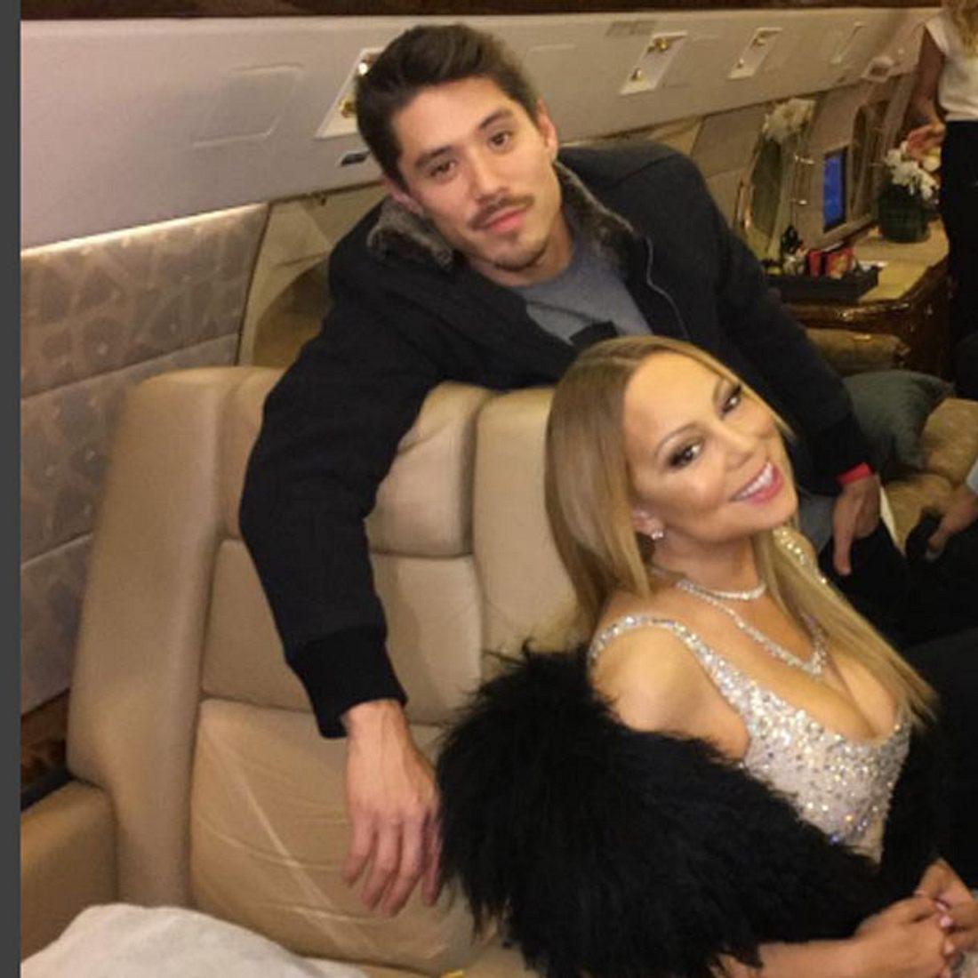 Mariah Carey und Bryan Tanaka sind offenbar ein Paar