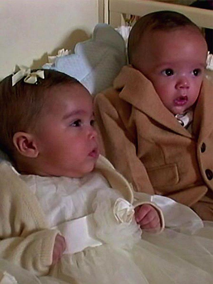 Die Zwillinge von Mariah Carey sind als Models begehrt