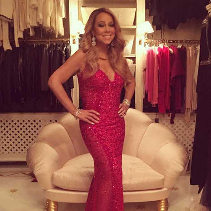 Mariah Carey Zwillinge Weihnachtselfen