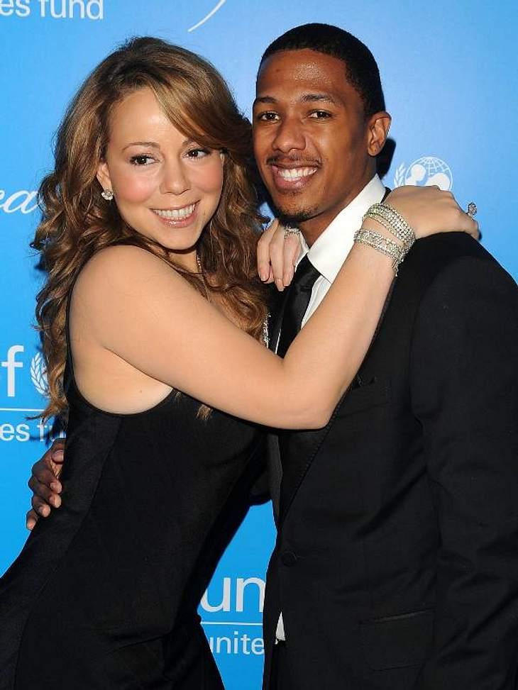 Mariah Carey und Nick Cannon werden Eltern