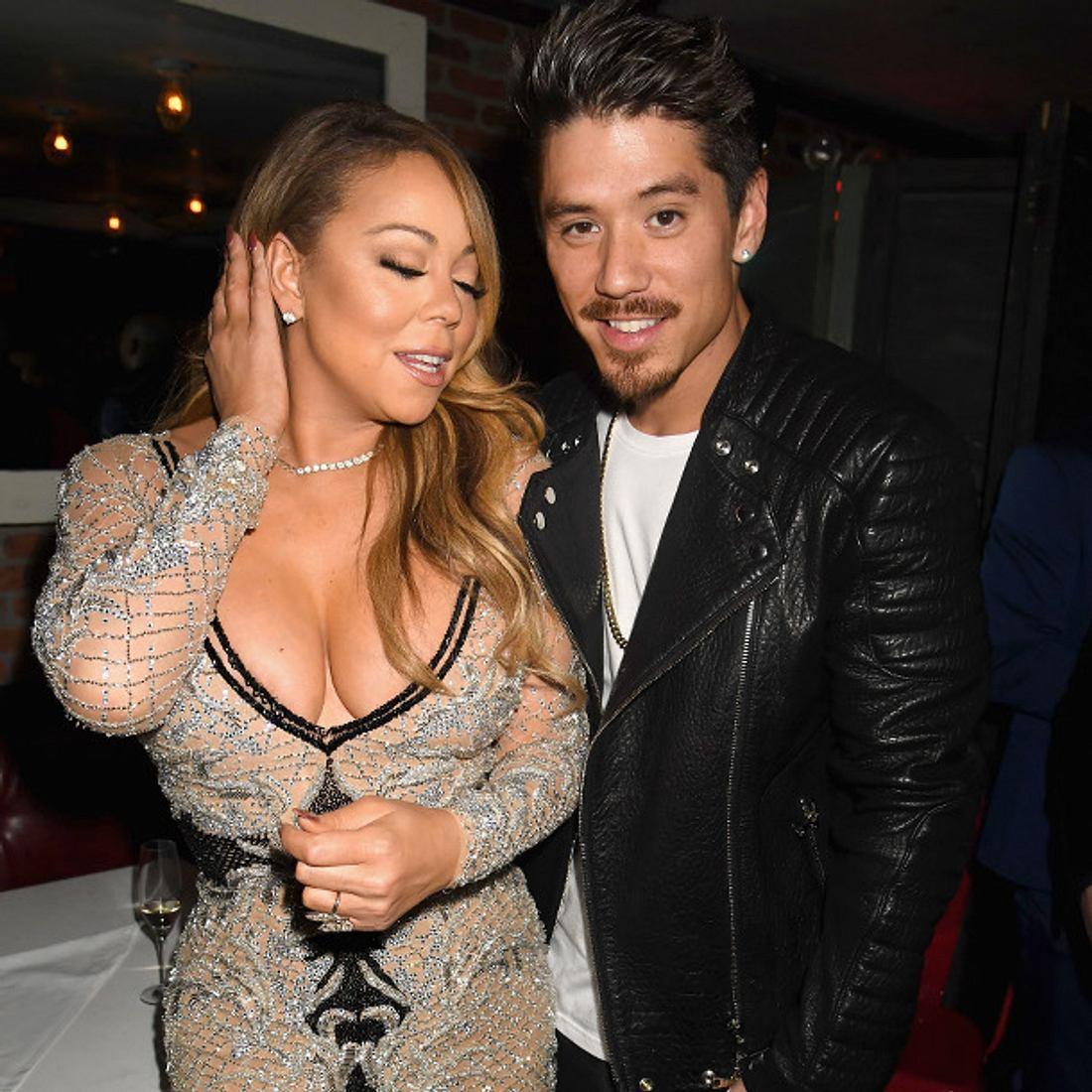 Mariah Carey und Bryan Tanaka scheinen ein Verhältnis zu haben