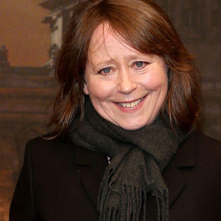 Marie Gruber an Lungenkrebs erkrankt