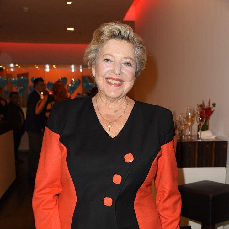 Marie-Luise Marjan strotzt immer noch vor Energie