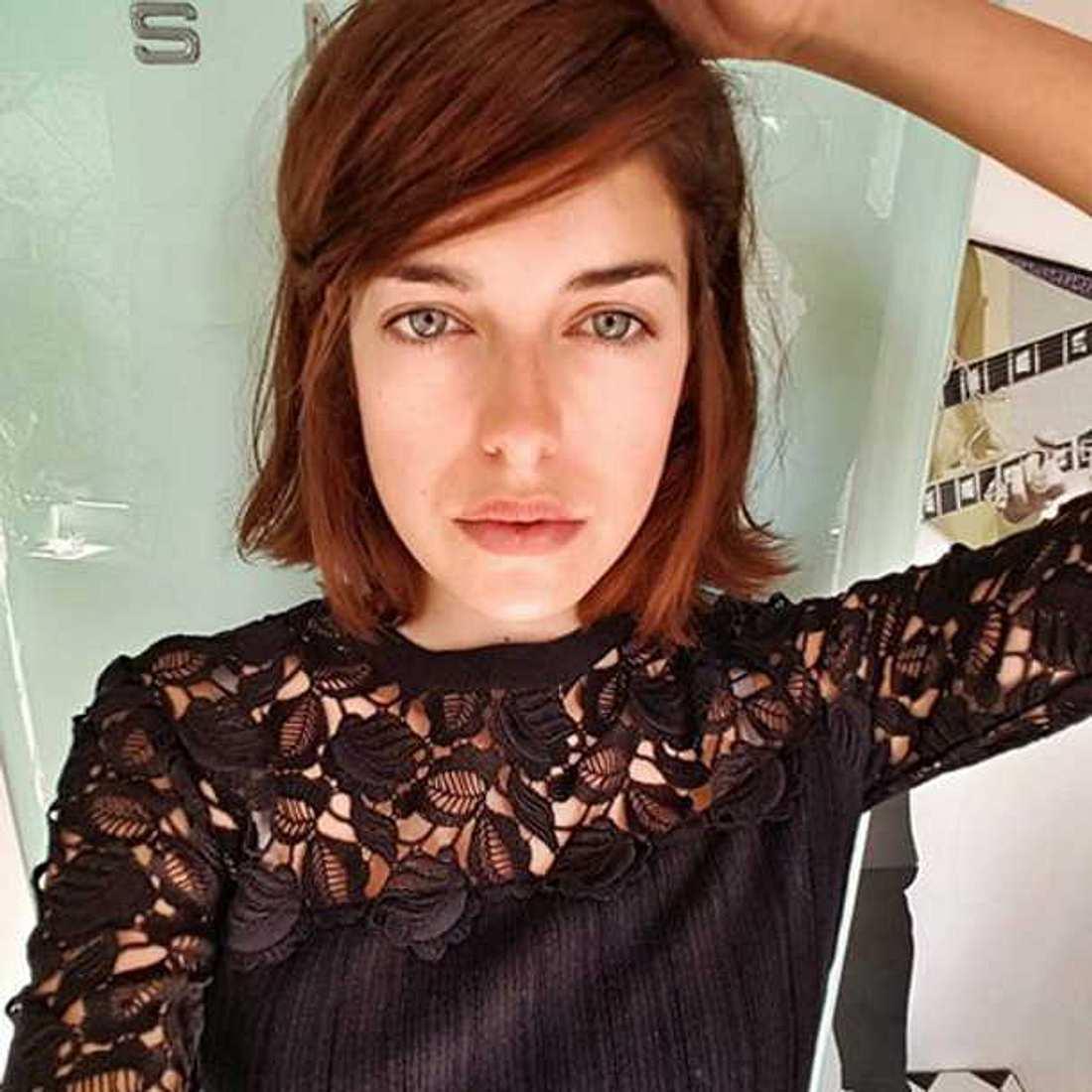 Marie Nasemann zeigt sich total happy mit neuer Frisur!