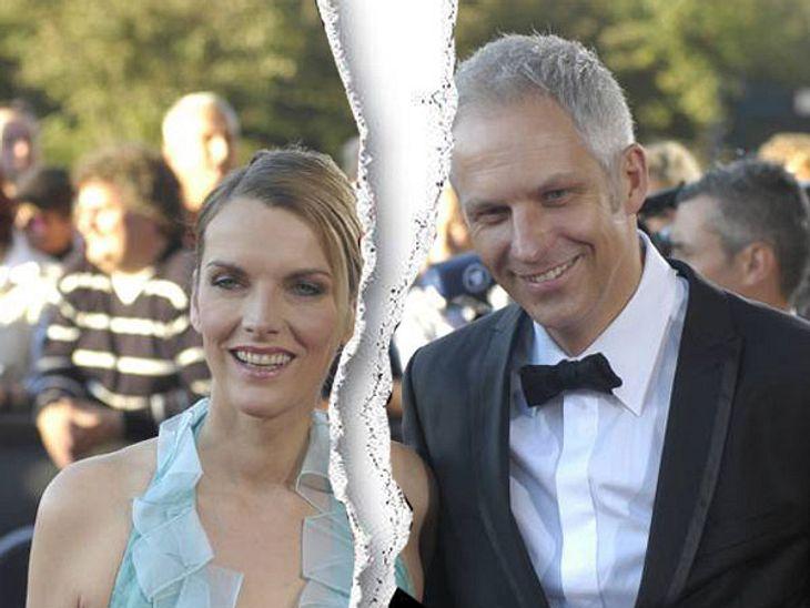Marietta Slomka und Christoph Lang haben sich getrennt