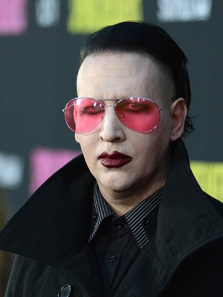 Marilyn Manson ist besorgt um Paris Jackson