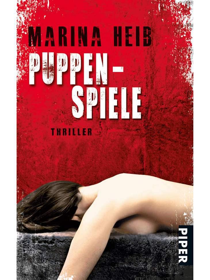 Krimi HighlightsMarina Heib,  PuppenspielePiper Verlag, 9,95 Euro Der vierte Fall für Sonderermittler Christian Beyer: Ein Serienkiller hat es auf junge Frauen abgesehen. Jedes der Opfer liegt weißgepudert wie eine Puppe in einer Holzkiste,