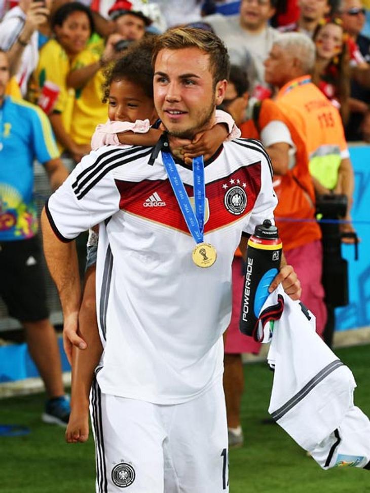 WM 2014: Die Kinder der DFB-Spieler