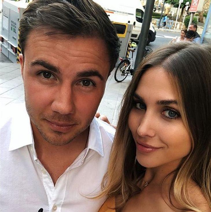 Mario Götzes Ehefrau verrät die ersten Hochzeitsdetails