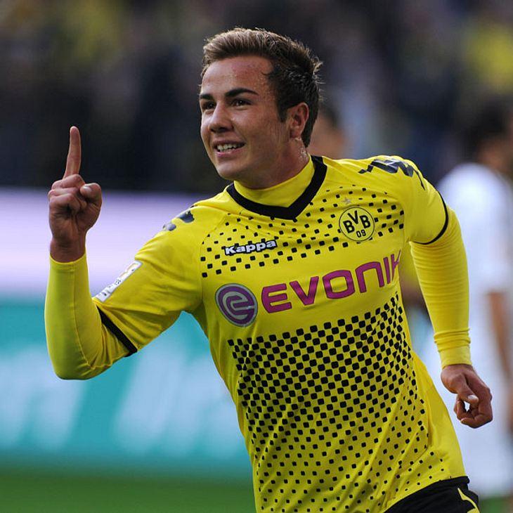 Mario Götze kehrt zum BVB zurück