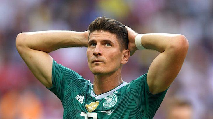 Nach Mesut Özil: Auch Mario Gomez tritt aus deutscher Nationalelf aus