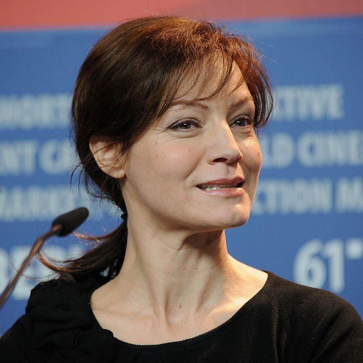 """Marion Mitterhammer: """"Sturm der Liebe""""-Star zeigt sich erstmals mit Glatze!"""