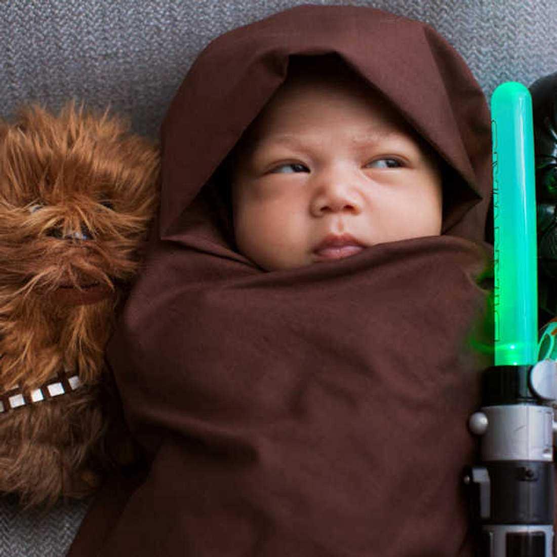 Mark Zuckerbergs süße Tochter Max im Star Wars-Kostüm