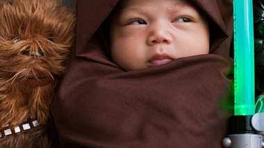 Mark Zuckerbergs süße Tochter Max im Star Wars-Kostüm - Foto: Facebook/ Mark Zuckerberg