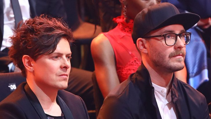Mark Forster Michael Patrick Kelly