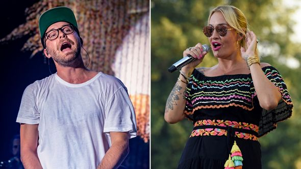 Mark Forster und Sarah Connor - Foto: Tristar Media/Getty Images &  TF-Images/Getty Images (Fotocollage)