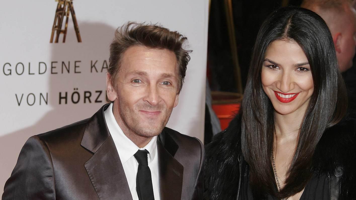 Mark Keller und seine Frau Tülin