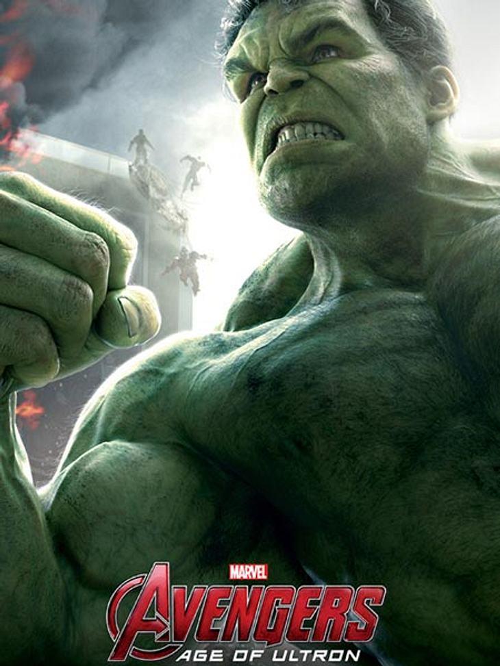 Mark Ruffalo macht uns 2015 den Hulk