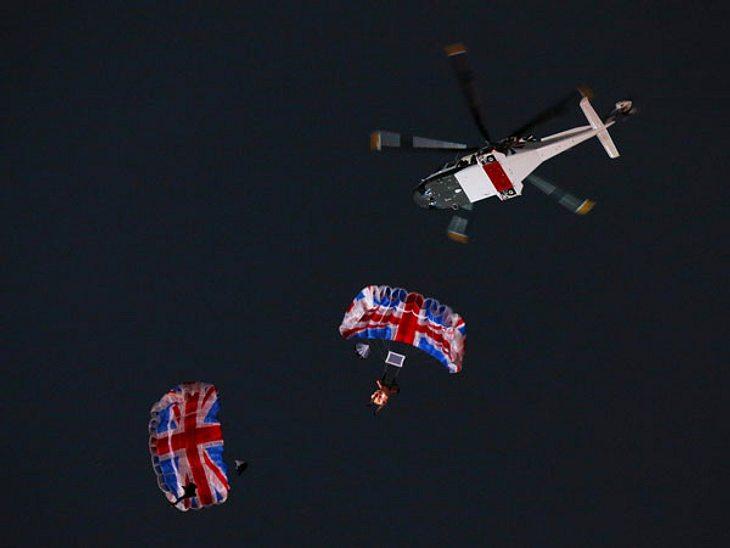 Mark Sutton ist bei einem Helikopter-Sprung gestorben