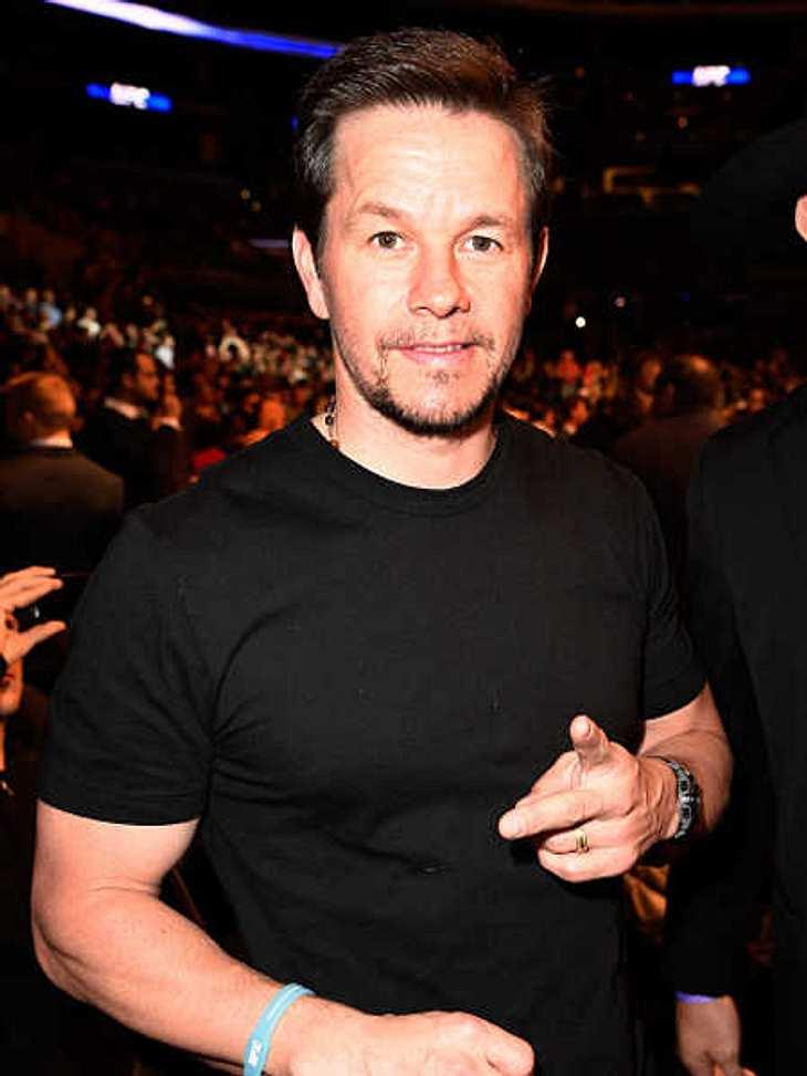 Mark Wahlberg & P.Diddy: Boxkampf-Wette über 250.000 Dollar!