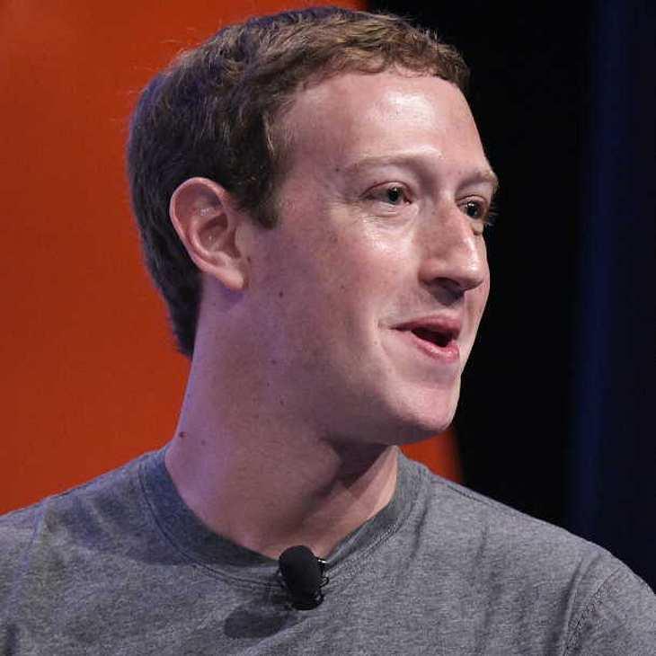 Mark Zuckerberg teilt das erste Wort von Tochter Max auf Facebook!